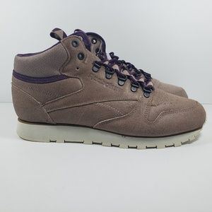 Reebok Shoes - Reebok Classic CR2 SAMPLE High Tops Men's Size 9